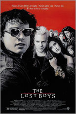 Wandsticker  The Lost Boys - Entertainment Collection