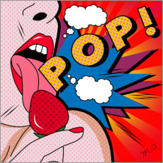 Gallery Print  Lolly-Pop - Mark Ashkenazi