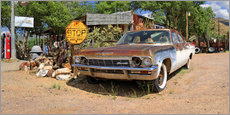 Gallery Print  Route66- Alter Chevrolet Impala - Michael Rucker