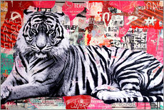 Gallery Print  Tigerstyle - Michiel Folkers
