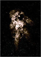 Gallery Print  Astronaut - Andreas Lie