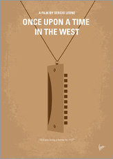 Wandsticker Once Upon A Time In The West
