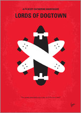 Wandsticker  Lords Of Dogtown - chungkong