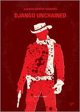 Gallery Print  Django Unchained - chungkong