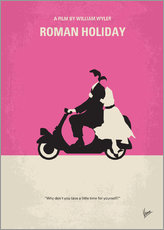 Wandsticker  Roman Holiday - chungkong