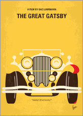 Wandsticker The Great Gatsby