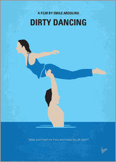 Wandsticker  Dirty Dancing - chungkong