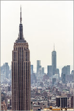 Gallery Print  New York City - Empire State Building