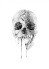 Gallery Print  Crystal Skull - Alexis Marcou