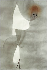 Gallery Print  Tanzstellung - Paul Klee