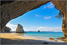 Gallery Print  Cathedral Cove - Denis Feiner