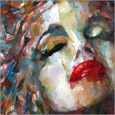 Gallery Print  Last Chapter, Marilyn Monroe - Paul Lovering