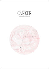 Gallery Print  CANCER | KREBS - Stephanie Wünsche