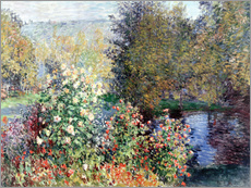 Gallery Print  Stiller Winkel - Claude Monet