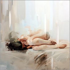 Gallery Print  allein - Johnny Morant