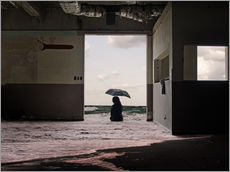 Gallery Print  One Fine Day - George Christakis