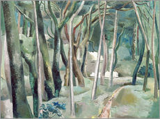 Gallery Print  Der Wald - Paul Nash
