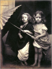 Gallery Print  Paul und Virginia - Julia Margaret Cameron