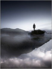 Gallery Print  A Place To Think - George Christakis