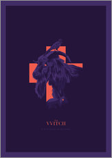 Gallery Print  The VVitch - Fourteenlab