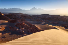 Gallery Print  Welcome to Mars - Michael Breitung