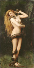 Gallery Print  Lilith - John Collier