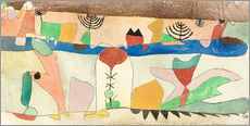 Gallery Print  Parklandschaft - Paul Klee