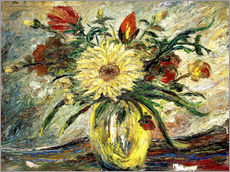Gallery Print  Hommage an Vincent van Gogh - Joaquin Clausell