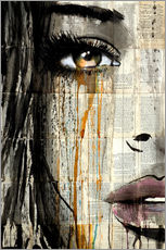 Gallery Print  silent jungle - Loui Jover