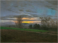 Gallery Print  Sturzacker - Caspar David Friedrich