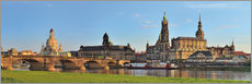 Gallery Print  Dresden Canaletto Blick - Fine Art Images