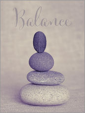 Gallery Print  Balance - Andrea Haase Foto