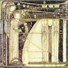 Gallery Print  Die Oper des Windes - Margaret MacDonald Mackintosh