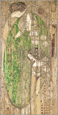 Gallery Print  O Ye All Ye That Walk in Willow Wood (Detail) - Margaret MacDonald Mackintosh