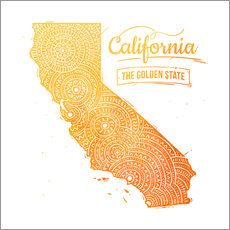 Gallery Print  california - Stephanie Wittenburg