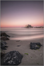 Gallery Print  Timmendorfer Strand / Ostsee - Silly Photography