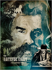 Gallery Print  Hateful Eight - Albert Cagnef