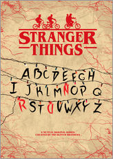 Gallery Print  Stranger Things (Englisch) - HDMI2K