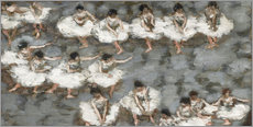 Wandsticker  Das Ballett - Pierre Bonnard