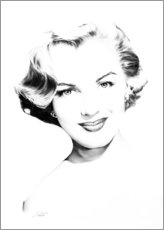Wandsticker  Hollywood Diva - Marilyn Monroe - Dirk Richter