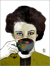 Gallery Print  coffee time - Paolo Niutta