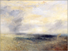 Gallery Print  Margate vom Meer - Joseph Mallord William Turner