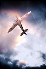 Gallery Print  Spitfire, One of The Few - airpowerart