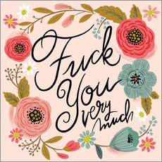 Cynthia Frenette - Fuck You Very Much