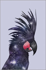 Wandsticker  Galaxy Bird - Jonas Loose