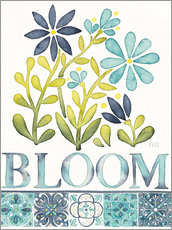 Wandsticker  Bloom - Laura Marshall