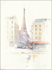 Gallery Print  Paris am Morgen - Avery Tillmon