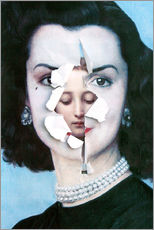 Gallery Print  face to face - Waldemar Strempler