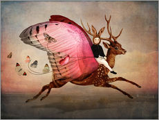 Gallery Print  Unterwegs - Cathrin Welz-Stein