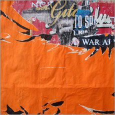 Gallery Print  Orange - Waldemar Strempler